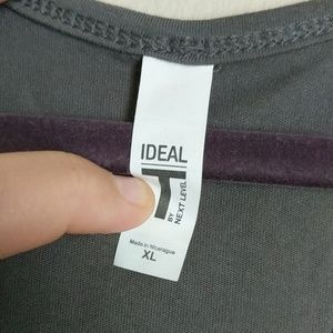 Ideal Tops - Make it a tall one Tank Top